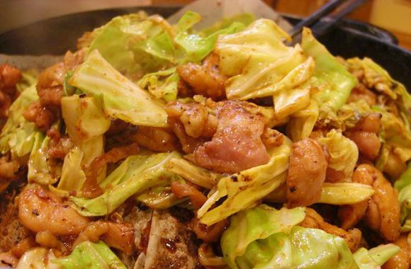 鶏ちゃんは、知る人ぞ知る飛騨地方の郷土料理!
